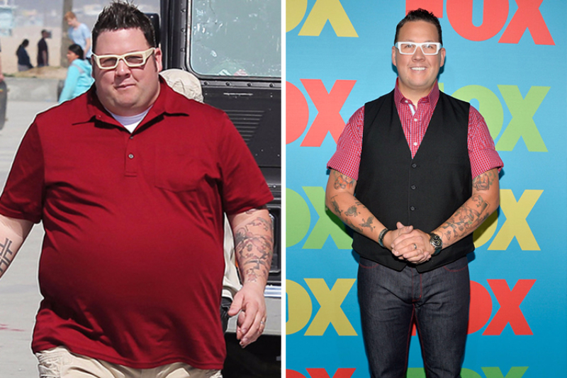 Celebrity Weight Loss Transformations That Will Motivate You